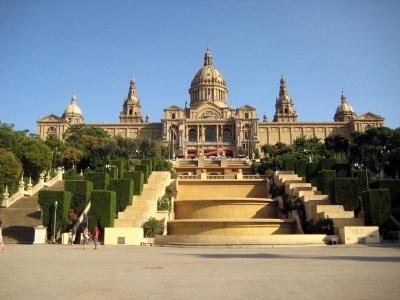 Barcelona a koupání v moři