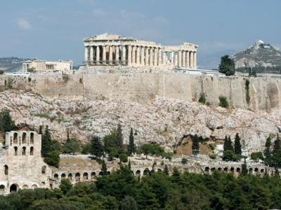 Krásné Athény se Saronskými ostrovy