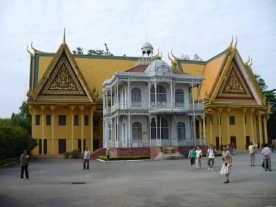 Kambodža na 10 dní