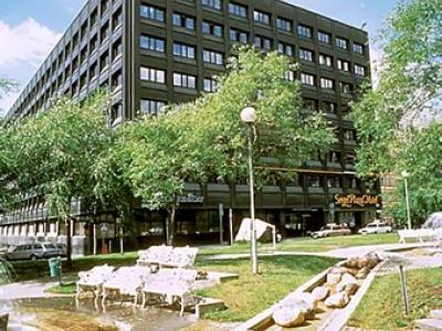 Scandic Sergel Plaza víkend Stockholm
