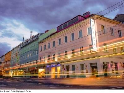 Drei Raben Hotel Graz