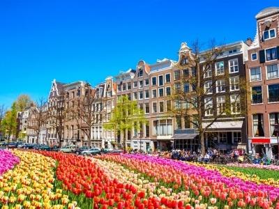 Holandsko - Země tulipánů a parků