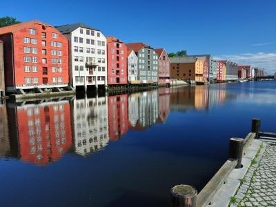 Norsko - velký podrobný polární okruh