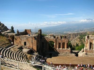 Krása Sicílie