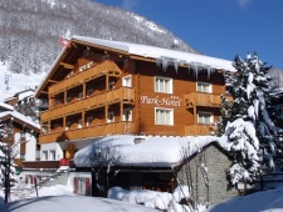 Park Hotel - polopenze