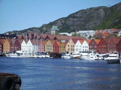 Fjordy - Atlantic road