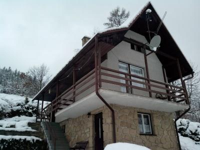 Chata Malá Bystřice 3832