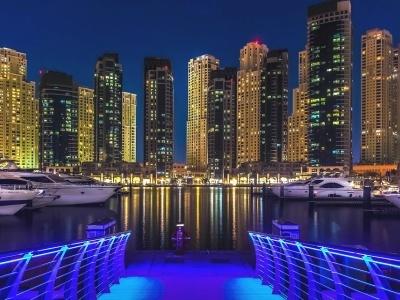 Dubaj - hotel Citymax Bur Dubai, Ras Al Khaimah - hotel Marjan Island Resort And Spa