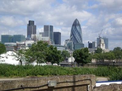Velikonoce v Londýně