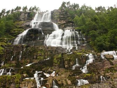 Vodopády, Ledovce a Fjordy Norska