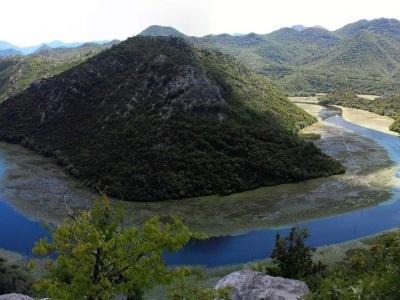 To nejlepší z Černé Hory, národní park Durmitor a rafting na řece Tara (letecky)