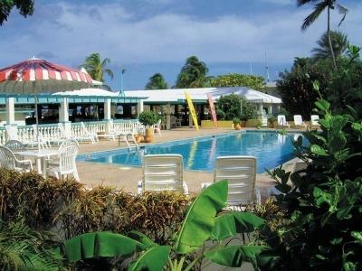 Manchebo Beach Resort Plus