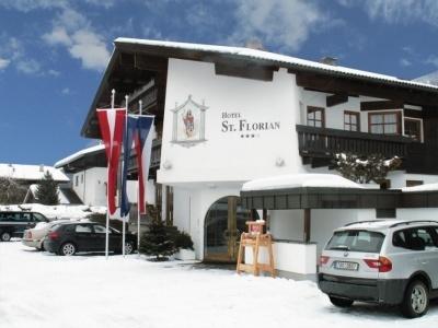 St. Florian Hotel Kaprun