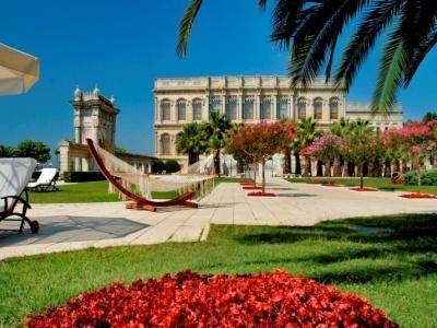 Cigaran Kempinski Palace