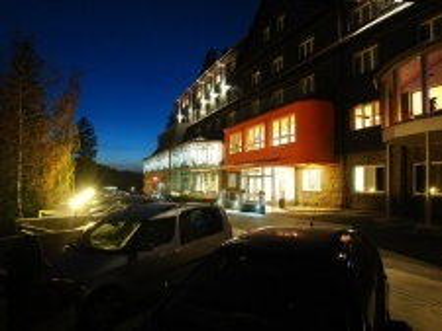 Spa Hotel Lanterna Velké Karlovice