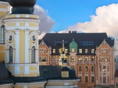 Dostoevsky St. Petersburg