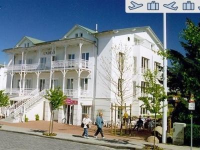 Apartmánový dům Undine Göhren