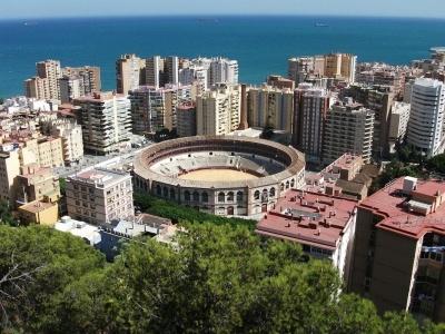 Granada a Malaga - letecký víkend