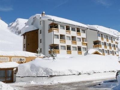Grifone Hotel Passo Campolongo