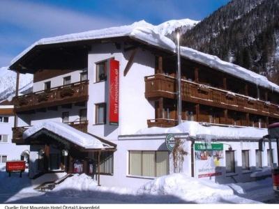 First Mountain Hotel Otztal Gries bei Längenfeld