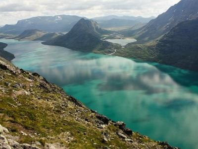 Skandinávské metropole Norské fjordy