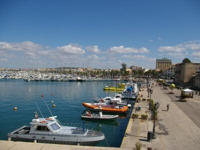 Poznávání Sardínie
