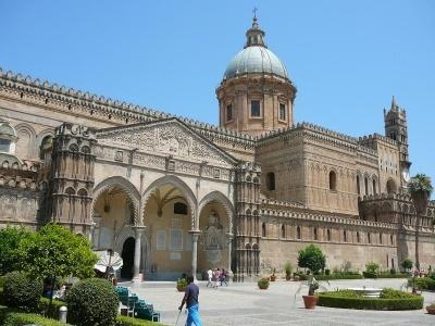 Sicílie  okružní cesta na 8 dní
