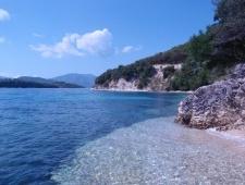 Řecko - Meganissi