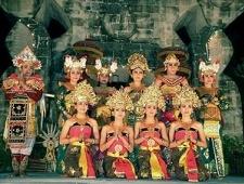 Indonésie a Bali -  Poznávací zájezdy
