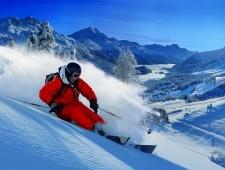 Švýcarsko - Valais - Crans - Montana