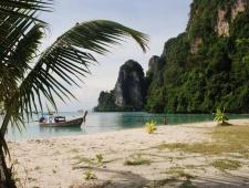 Thajsko - Phi Phi