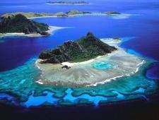 Fidži - Dolphin Island