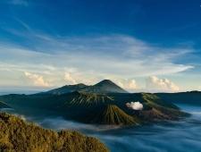 Indonésie a Bali - Jáva