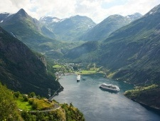 Plavby - Baltské moře, Severní moře a Norské fjordy