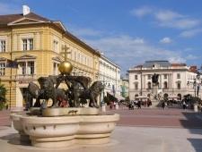 Maďarsko - Szeged