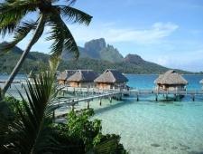 Francouzská Polynésie - Kombinace Moorea, Tahiti a Bora-Bora