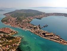 Chorvatsko - Ostrov Čiovo