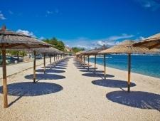 Chorvatsko - Ostrov Vir