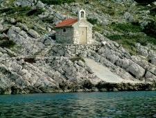 Chorvatsko - Ostrov Vrgáda