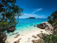 Malajsie - Pulau Gemia