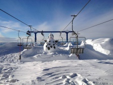 Itálie - Ski Verena
