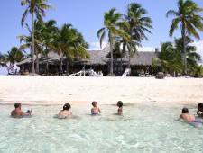 Kuba - Playa Santa Lucia