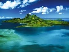 Francouzská Polynésie - Kombinace Bora Bora a Tahiti