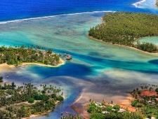 Francouzská Polynésie - Huahine