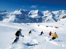 Rakousko - Gasteinertal - Bad Gastein - Bad Hofgastein