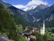 Rakousko - Grossglockner - Heiligenblut