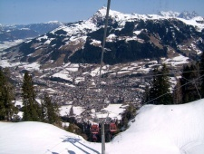 Rakousko - Kitzbühel