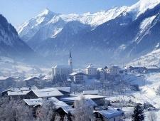 Rakousko - Mittersill a okolí