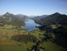 Rakousko - Mondsee - Traunsee - Altersee - Wolfgangsee - Fuschlsee