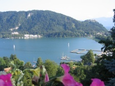 Rakousko - Ossiacher See - Wörthersee